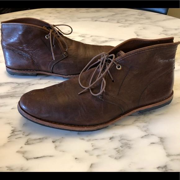 Timberland Wodehouse chukka boots size US 11 Brown
